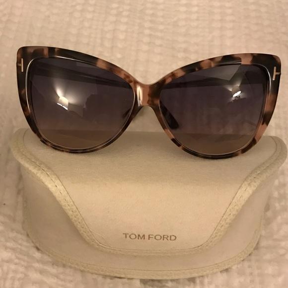 6bd5f769b7 Tom Ford Reveka Tortoiseshell Sunglasses!! M 5bc761009519967721698e59